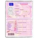 Acte de naturalisation GB-FR