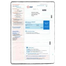 certificat de résidence - justificatif de domicile FR français