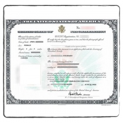 Acte de naturalisation US-FR
