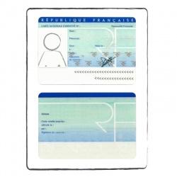 Carte d'identité FR